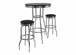 Summit 3Pc Pub Table Set - Winsome Trading - 93338