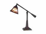 Sunset Mission Accent Lamp - Dale Tiffany
