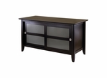 Syrah TV Stand - Winsome Trading - 92445