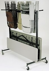 Table / Chair Storage Truck - National Public Seating - 42-8