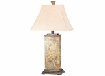 Table Lamp in Natural Slate - Kenroy Home - 31202