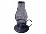 Table Lantern with Handle - Pewter - Pangaea Home and Garden Furniture - FM-C3079