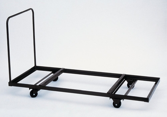 """Table Truck for Rectangular Tables - Flat Stack 30"""" x 96"""" - Correll Office Furniture - T3096"""