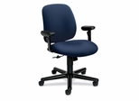 Task Chairs w/ Arms - Blue - HON7754AB90T