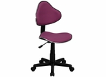 Task Office Chair with Lavender Fabric - BT-699-LAVENDER-GG