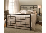 Terrace Queen Size Bed - Hillsdale Furniture - 1474BQR