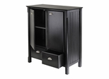 Timber Cabinet - Winsome Trading - 20136