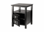 Timber Night Stand - Winsome Trading - 20920