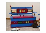 Toy Box - Musical Toy Box Bench - LOD20014