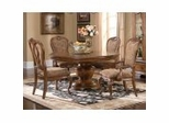 Traviata Dining Room Furniture Set 2 - Largo Furniture - D121A-DSET-2