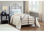 Trenton Twin Size Bed - Hillsdale Furniture - 1686BTWR