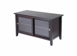 TV Media Stand - Winsome Trading - 92044