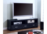 TV Stand in Black - Coaster