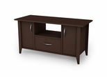 TV Stand in Chocolat - Step One - South Shore Furniture - 4959661C