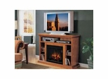TV Stands with Built in Fireplaces