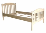 Twin Size Bed - KBD-504-TW