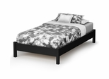 Twin Size Platform Bed - Step One - South Shore Furniture - 3070205