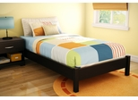 Twin Size Platform Bed - Step One - South Shore Furniture - 3159205