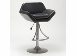 Valencia Adjustable Barstool in Oyster Grey - Hillsdale Furniture - 4291-830