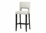 Vega Bar Stool - Linon Furniture - 14054WHT-01-KD-U
