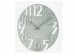 Verichron Mirrored Numbers Clock - MR-1105