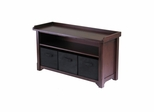 Verona Storage Bench - Winsome Trading - 94201