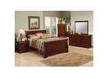 Versailles Furniture Collection in Deep Mahogany - Coaster