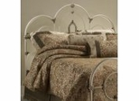 Victoria Headboard King Size in Antique White - Hillsdale - 1310-670