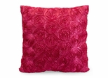 Viola Square Pillow - 18 x 18 - IMAX - 42042