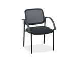 Visitor Chairs - Black - LLR60472