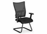Visitors Chair - Ultimate Guest Mesh Chair - OFM - 595-F