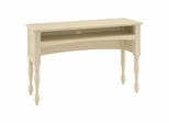 Volcano Dusk Laptop / Sofa Table with Storage in Driftwood Dreams - Kathy Ireland