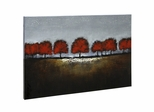 Wall Art - Oil on Stretched Canvas - Style Craft - WI3-1019-DS