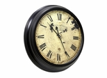 Wall Clock - Style Craft - WC-1000-DS
