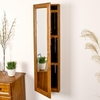Wall-Mount Jewelry Mirror - Holly and Martin