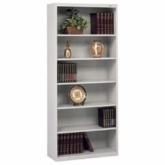 Welded Bookcases - Light Gray - TNNB78LGY
