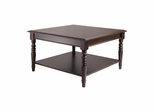 Whitman Square Coffee Table - Winsome Trading - 40231