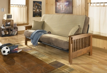Wilshire Twin Size Futon - Fashion Bed Group - B51H44