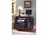 Windsor Compact Computer Desk in Windsor Cherry - Home Styles - 5541-19
