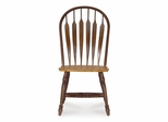 Windsor Steambent Arrowback Chair in Cinnamon / Espresso - 1C58-1206