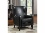 Wing Accent Chair with Nailhead Trim - 900162