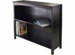 "Winsome Trading Terrace Storage Shelf 3-Tier 37"" Wide, Espresso"