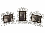Wire Picture Frames (Set of 3) - IMAX - 16174-3