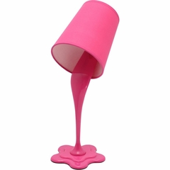 Woopsy Lamp Hot Pink - Lumisource