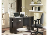 Work Desk in Chocolate - South Shore Furniture - 7219711