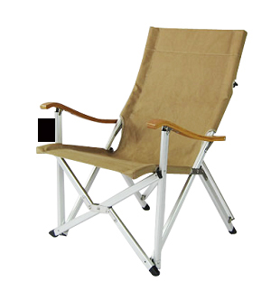 Deluxe heavy duty folding lawn chair metal deck chairs for Heavy duty lawn chairs