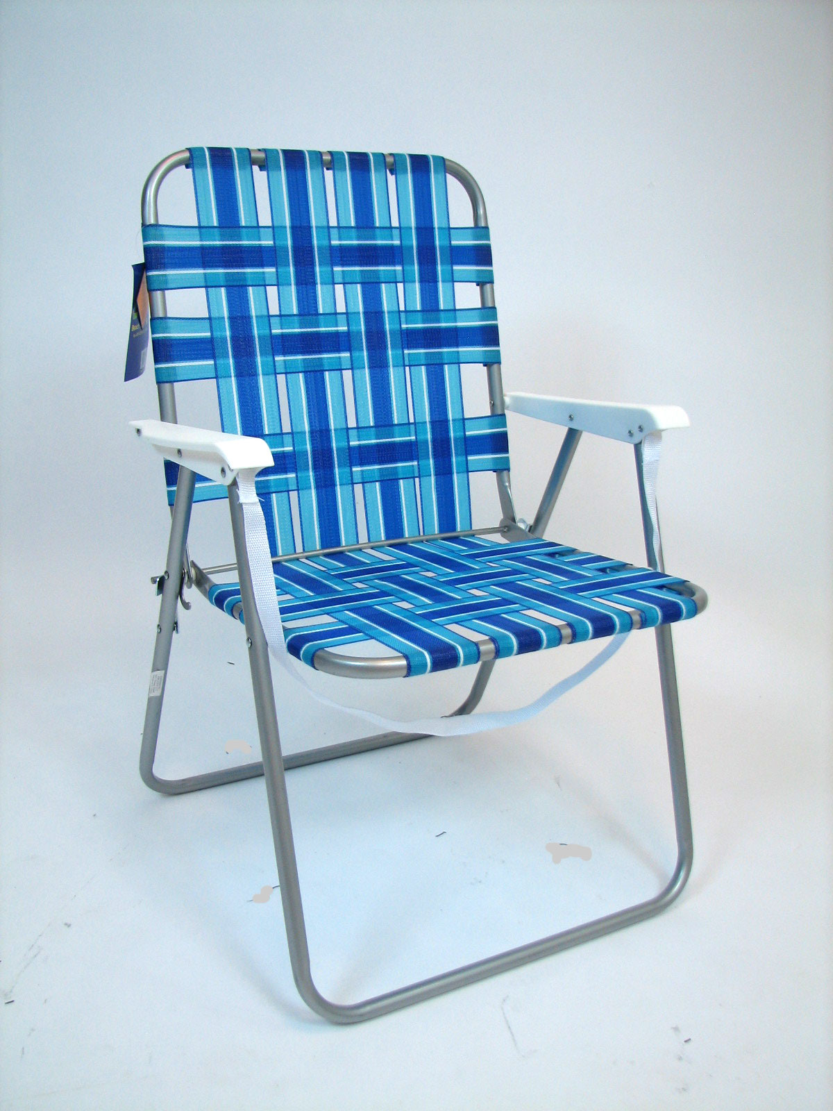 28 yard chairs opening day american lawn chair for Lawn chair webbing