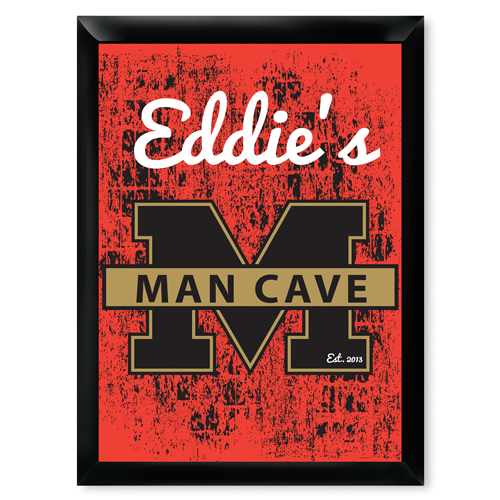 Irish Man Cave Signs : Man cave university pub sign free personalization