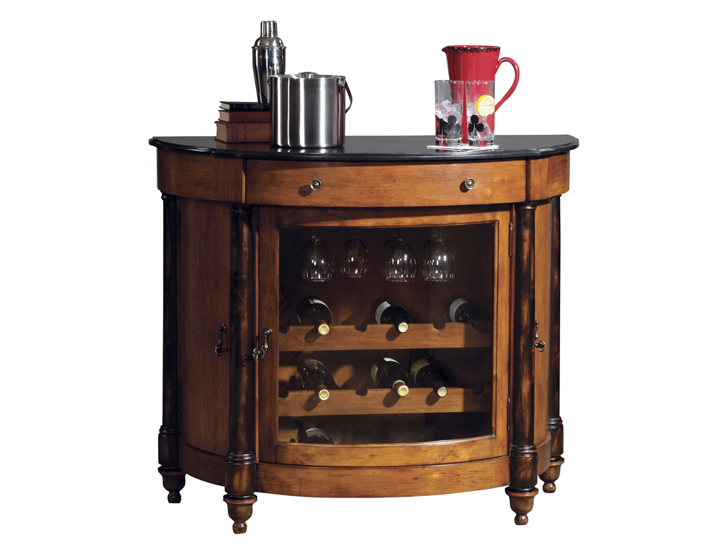 Merlot Valley Wine Amp Bar Cabinet By Howard Miller