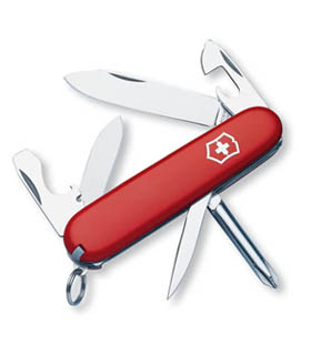 Tinker Small Swiss Army Knife Executive Gift Shoppe